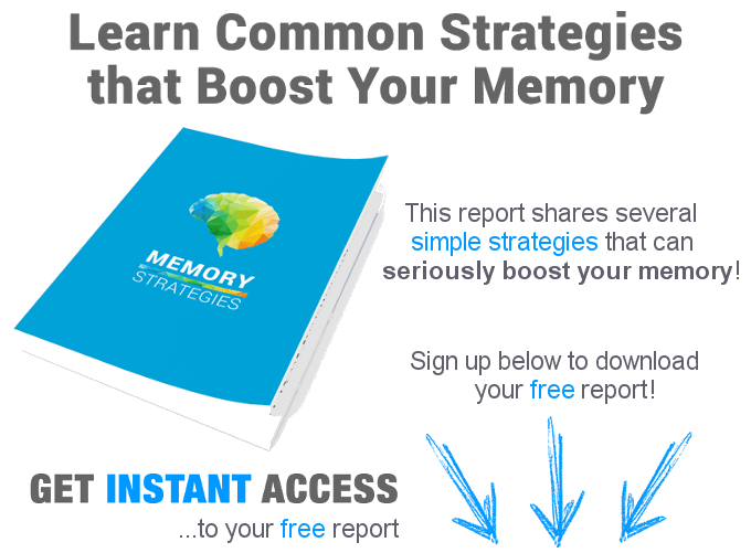 Memory Healers - Download Memory Strategies Free Report